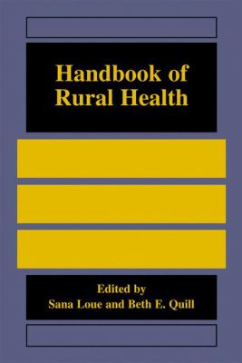 Handbook of Rural Health 9780306464799