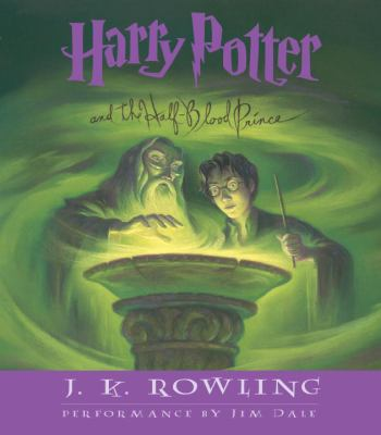 Harry Potter and the Half-Blood Prince 9780307283658