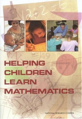 Helping Children Learn Mathematics 9780309084314