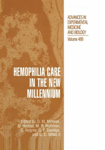 Hemophilia Care in the New Millennium 9780306465215