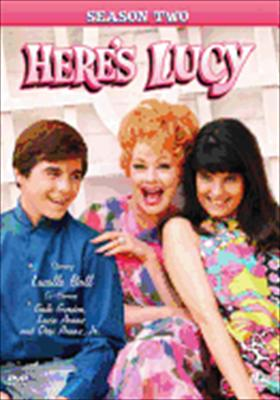 Here's Lucy: Season 2
