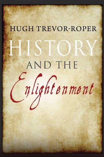 History and the Enlightenment 9780300139341