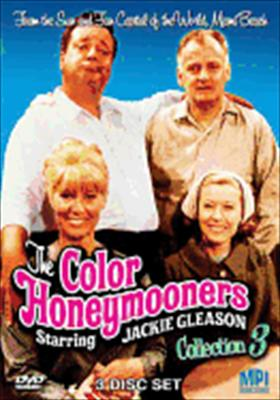 Honeymooners in Color: Collection 3
