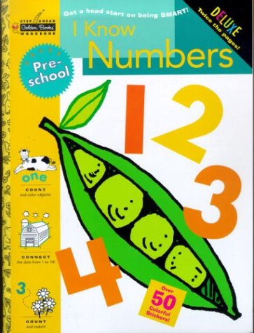I Know Numbers (Preschool) 9780307036711