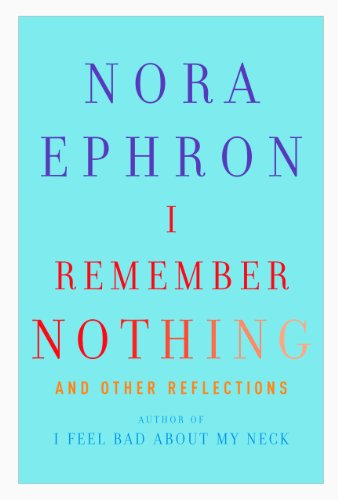 I Remember Nothing: And Other Reflections 9780307595607