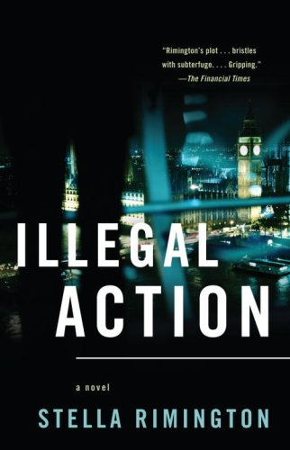Illegal Action 9780307389060