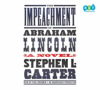Impeachment of Abraha(lib)(CD) 9780307989802