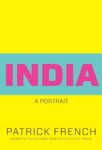 India: A Portrait 9780307272430
