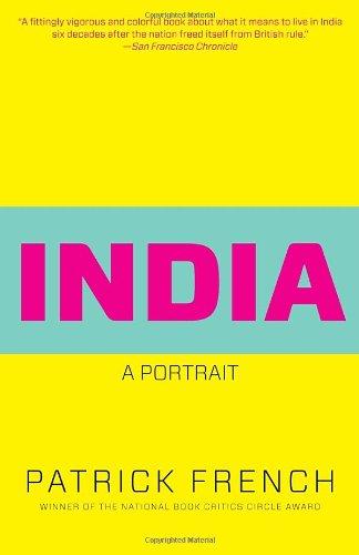India: A Portrait 9780307473486