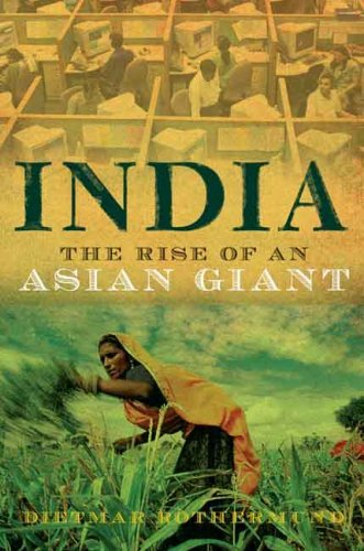 India: The Rise of an Asian Giant 9780300113099
