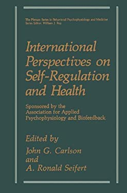 International Perspectives on Self-Regulation and Health 9780306435577
