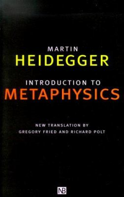 Introduction to Metaphysics 9780300083279
