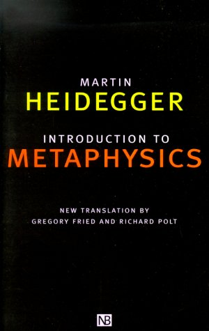 Introduction to Metaphysics 9780300083286