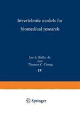 Invertebrate Models for Biomedical Research 9780306400551