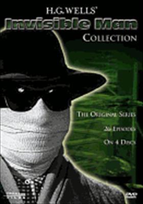 Invisible Man Collection: The Original Series