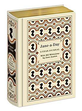 Jane-A-Day: 5 Year Journal 9780307951717