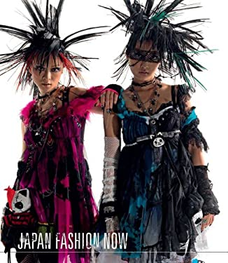 Japan Fashion Now 9780300167276
