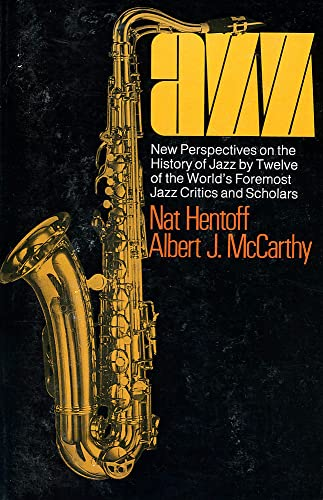 Jazz: New Perspectives on the History of Jazz 9780306800023