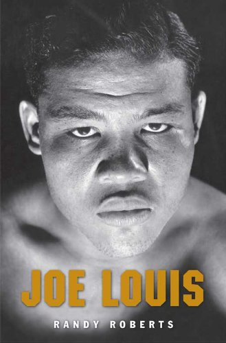 Joe Louis: Hard Times Man 9780300122220