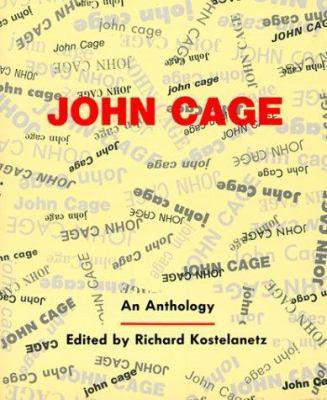 John Cage: An Anthology 9780306804359