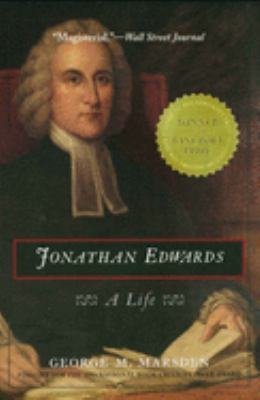 Jonathan Edwards: A Life 9780300105964