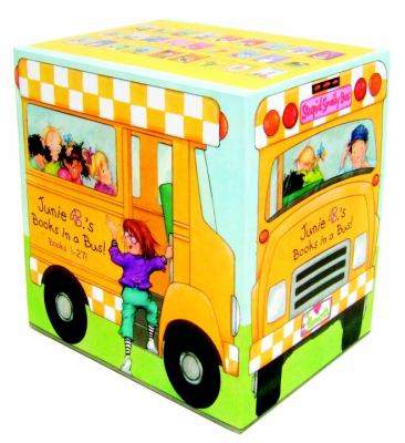 Junie B.'s Books in a Bus! (Books 1-27!) 9780307929860