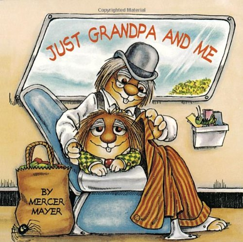 Just Grandpa and Me 9780307119360
