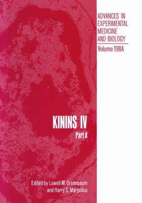 Kinins Iva 9780306422812
