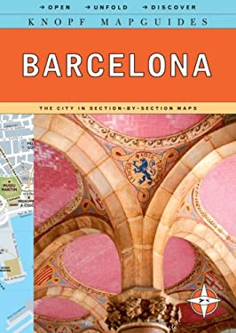 Knopf Mapguide: Barcelona 9780307263865