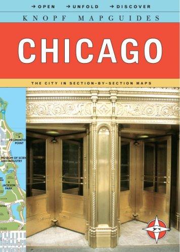 Knopf Mapguide: Chicago 9780307270849