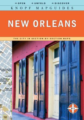Knopf Mapguides: New Orleans 9780307594952
