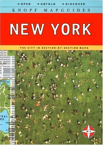Knopf Mapguide New York 9780307263896