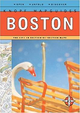 Knopf Mapguides Boston 9780307265890