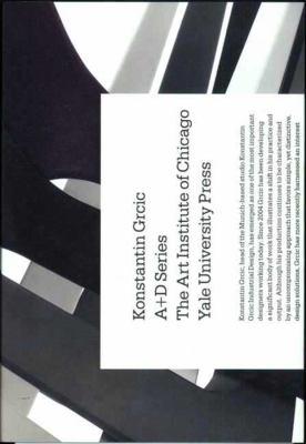 Konstantin Grcic: Decisive Design 9780300151046
