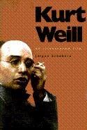 Kurt Weill: An Illustrated Life 9780300060553