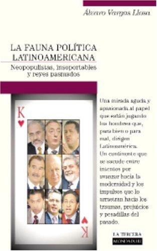 La Fauna Politica Latinoameric 9780307243003