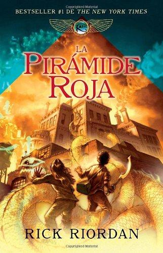 La Piramide Roja: Las Cronicas de Kane, I 9780307745224