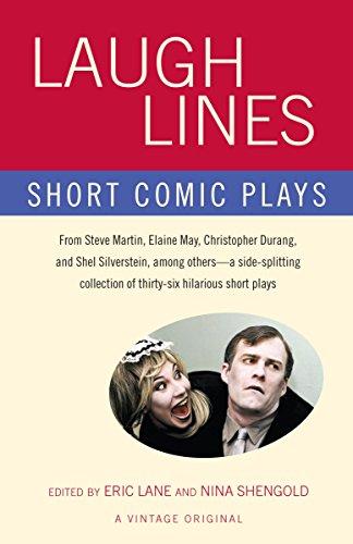 Laugh Lines: Short Comic Plays 9780307277138