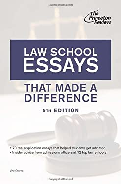 Law School Essays That Made a Difference, 5th Edition 9780307945259