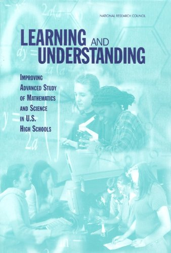 Learning & Understanding: Improving Advanced Study of Math & Science in High School 9780309074407