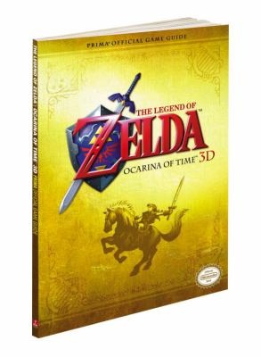 The Legend of Zelda: Ocarina of Time 3D 9780307891532