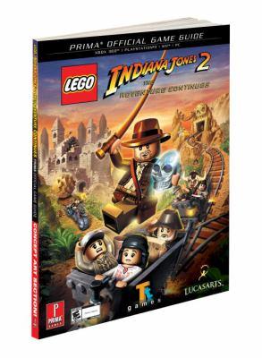 Lego Indiana Jones 2: The Adventure Continues 9780307465597