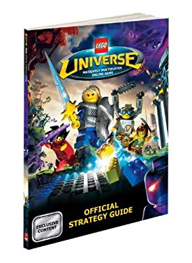 Lego Universe: Massively Multiplayer Online Game 9780307470980