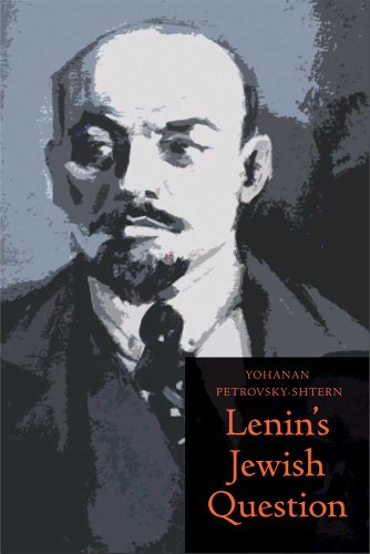 Lenin's Jewish Question 9780300152104