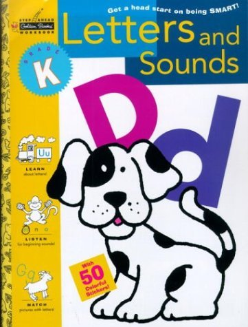 Letters and Sounds (Kindergarten) 9780307235367