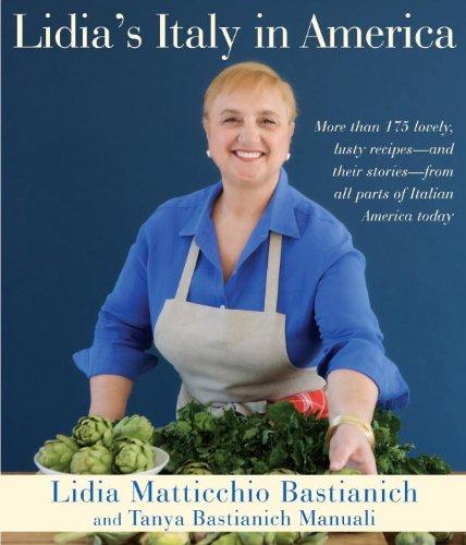 Lidia's Italy in America 9780307595676