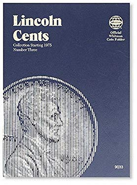Lincoln Cents: Collection Starting 1975, Number Three