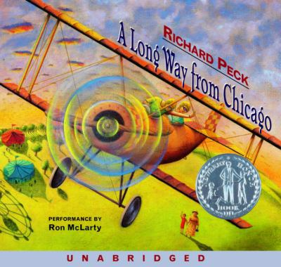 Long Way from Chicago(Lib)(CD) 9780307207395