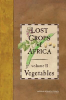 Lost Crops of Africa, Volume II: Vegetables 9780309103336