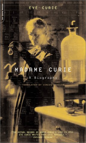 Madame Curie: A Biography 9780306810381